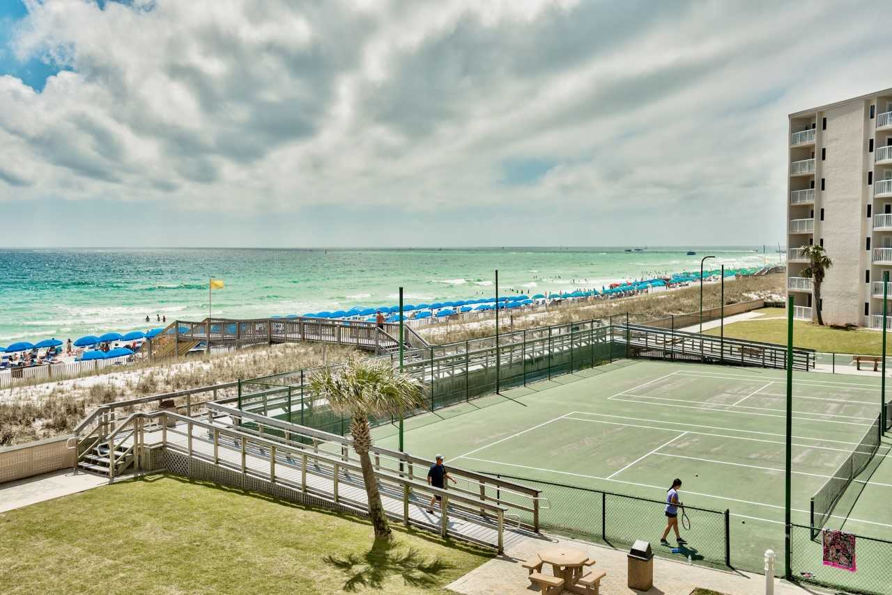 Holiday Surf & Racquet Club 321 Condo rental in Holiday Surf & Racquet Club in Destin Florida - #35