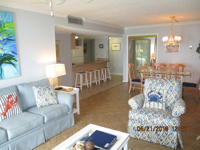 Holiday Surf & Racquet Club 324 Condo rental in Holiday Surf & Racquet Club in Destin Florida - #6