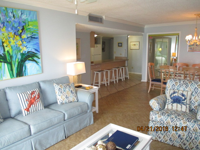 Holiday Surf & Racquet Club 324 Condo rental in Holiday Surf & Racquet Club in Destin Florida - #8