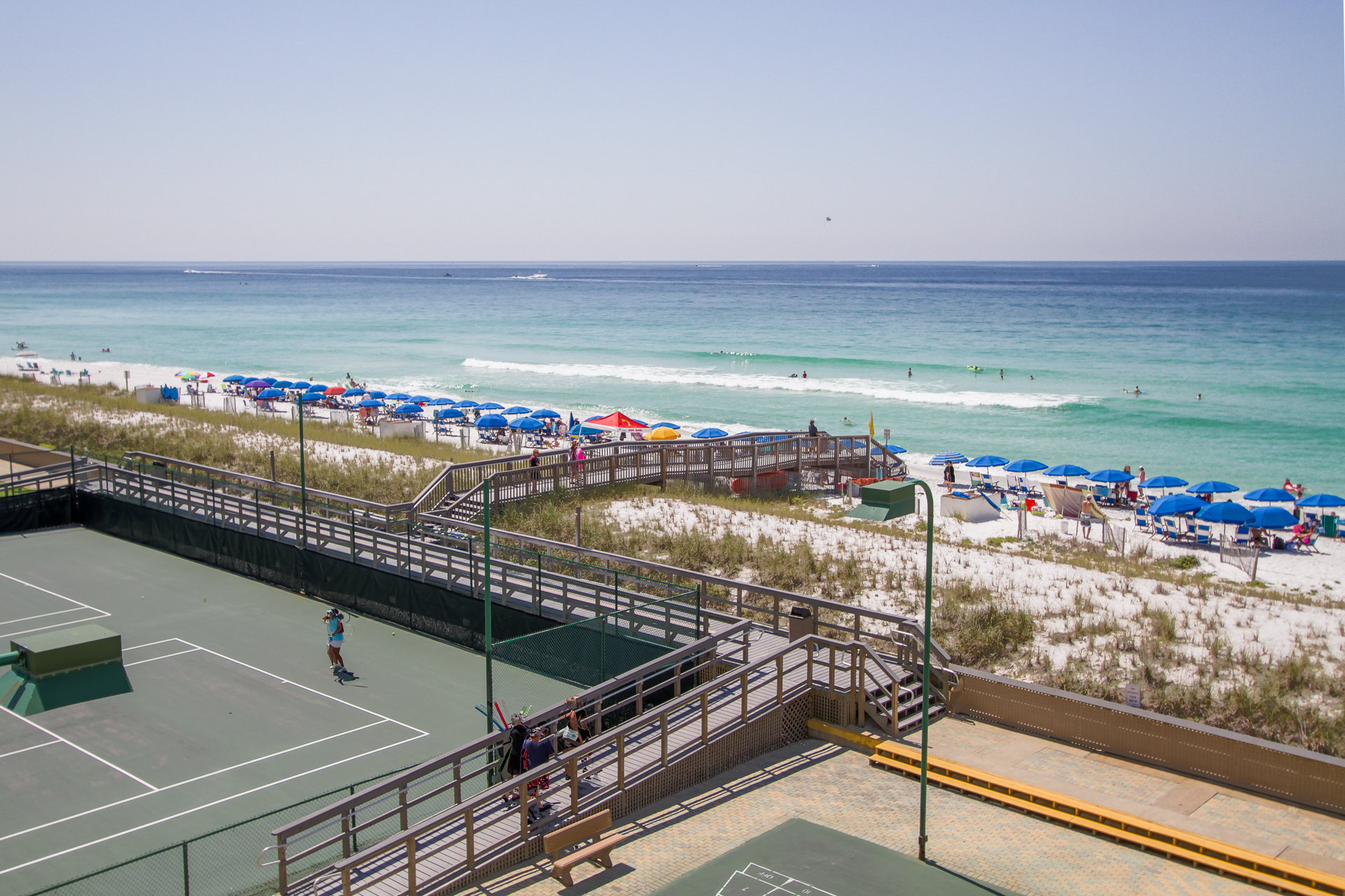 Holiday Surf & Racquet Club 404 Condo rental in Holiday Surf & Racquet Club in Destin Florida - #6
