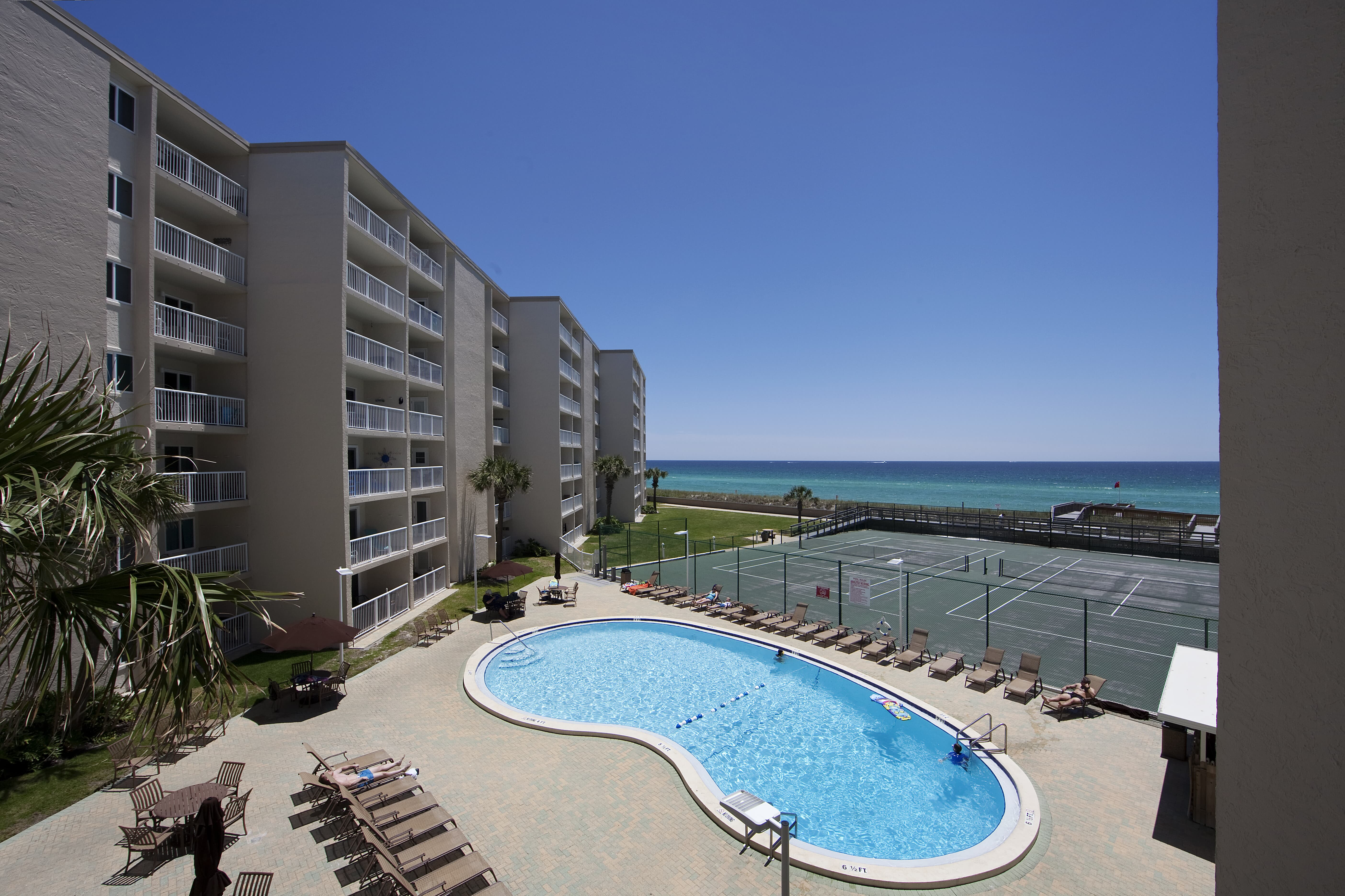 Holiday Surf & Racquet Club 405 Condo rental in Holiday Surf & Racquet Club in Destin Florida - #6
