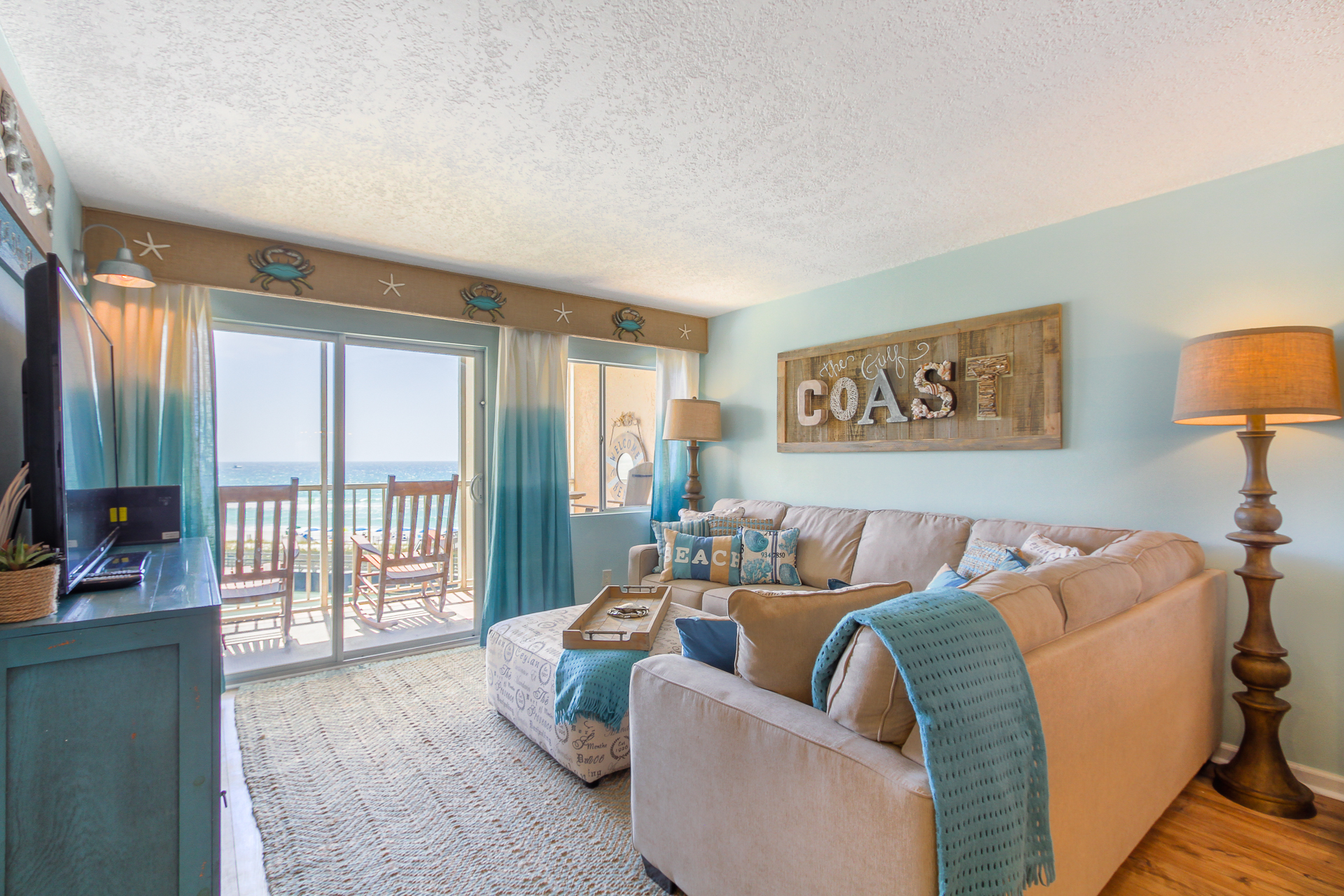 Holiday Surf & Racquet Club 407 Condo rental in Holiday Surf & Racquet Club in Destin Florida - #1