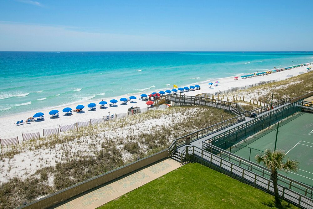 Holiday Surf & Racquet Club 407 Condo rental in Holiday Surf & Racquet Club in Destin Florida - #2
