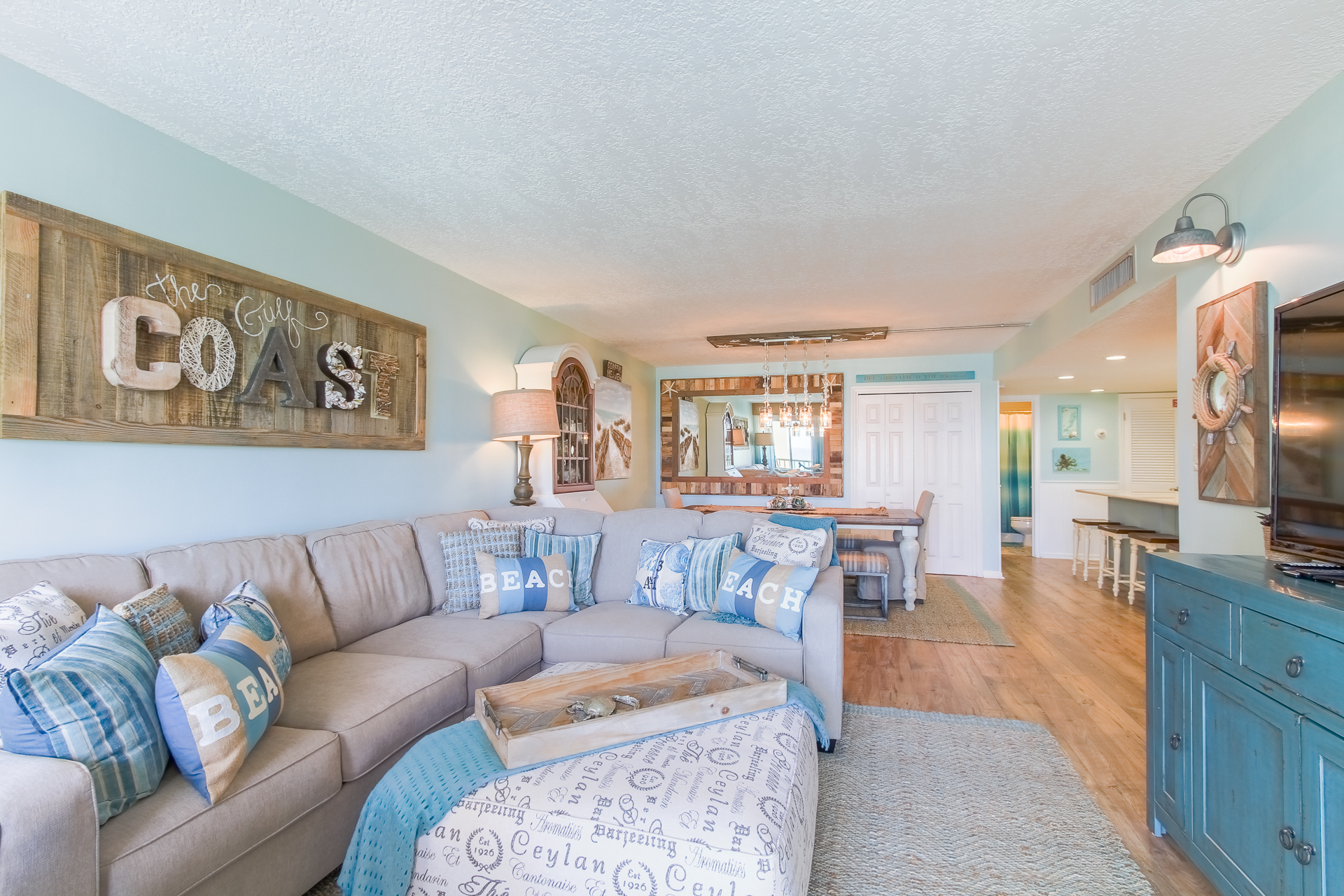 Holiday Surf & Racquet Club 407 Condo rental in Holiday Surf & Racquet Club in Destin Florida - #3