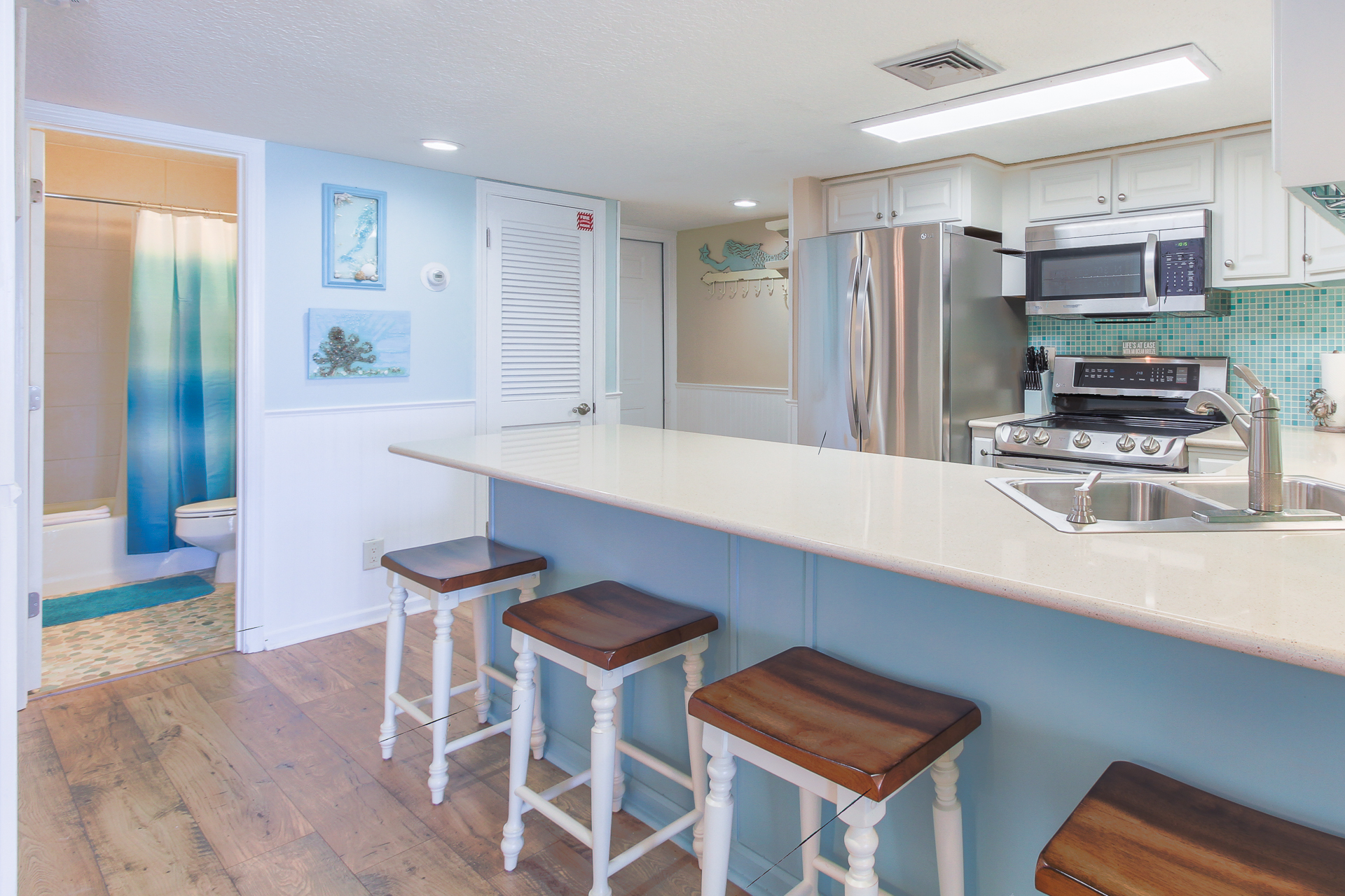 Holiday Surf & Racquet Club 407 Condo rental in Holiday Surf & Racquet Club in Destin Florida - #17