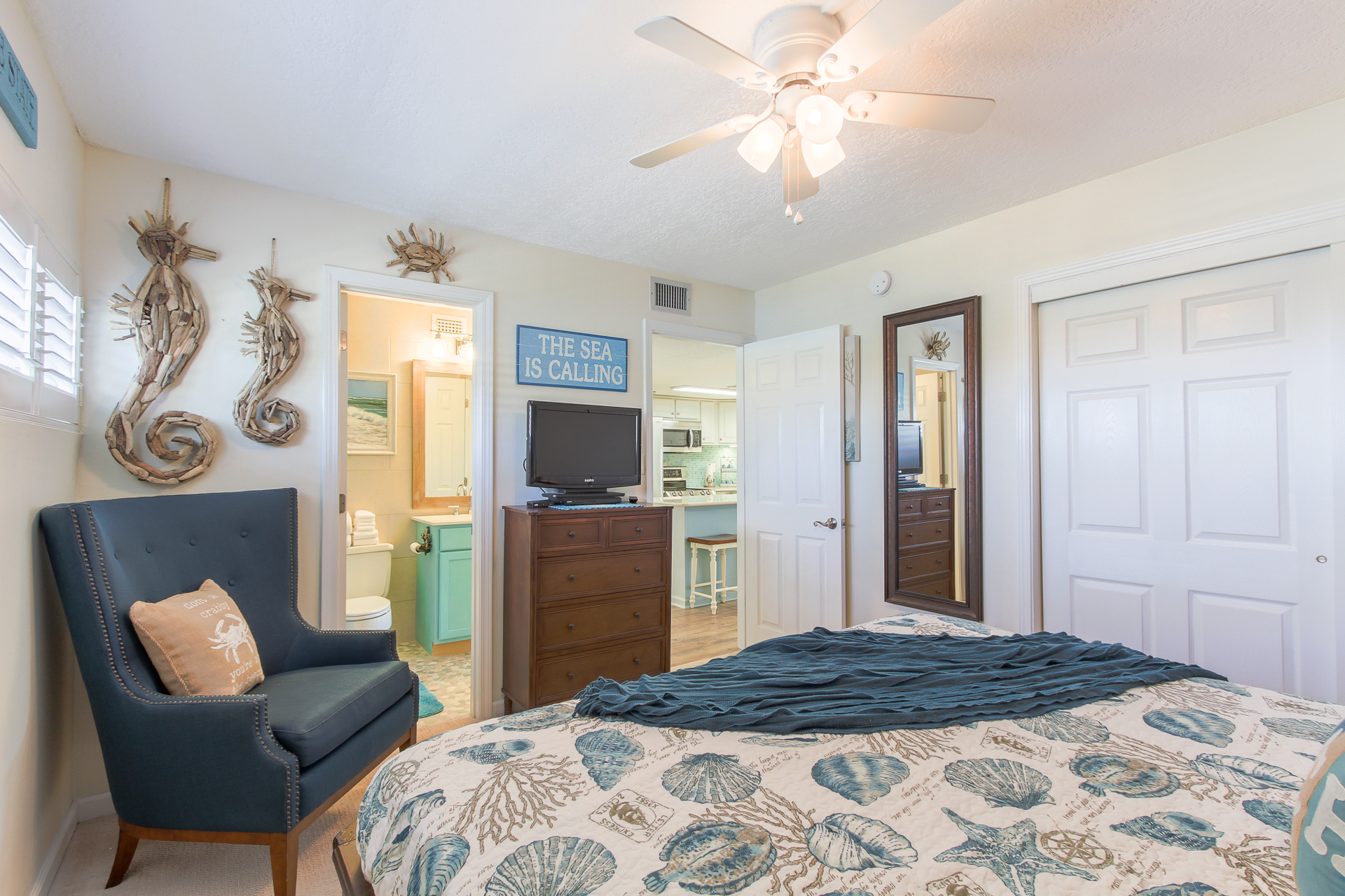 Holiday Surf & Racquet Club 407 Condo rental in Holiday Surf & Racquet Club in Destin Florida - #30
