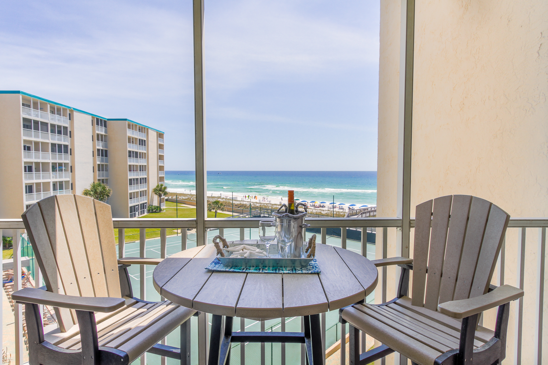 Holiday Surf & Racquet Club 407 Condo rental in Holiday Surf & Racquet Club in Destin Florida - #32