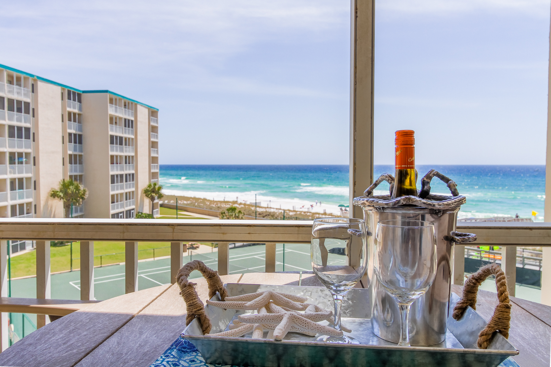 Holiday Surf & Racquet Club 407 Condo rental in Holiday Surf & Racquet Club in Destin Florida - #33