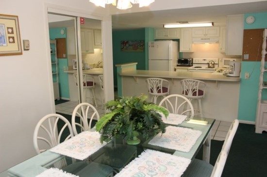 Holiday Surf & Racquet Club 414 Condo rental in Holiday Surf & Racquet Club in Destin Florida - #12