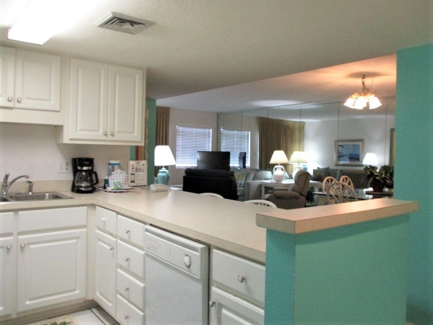 Holiday Surf & Racquet Club 414 Condo rental in Holiday Surf & Racquet Club in Destin Florida - #16