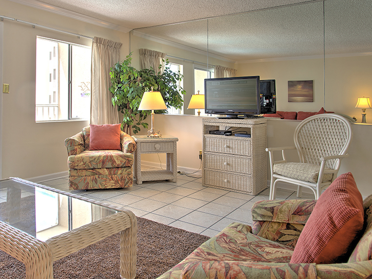 Holiday Surf & Racquet Club 416 Condo rental in Holiday Surf & Racquet Club in Destin Florida - #5