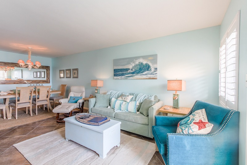 Holiday Surf & Racquet Club 418 Condo rental in Holiday Surf & Racquet Club in Destin Florida - #1