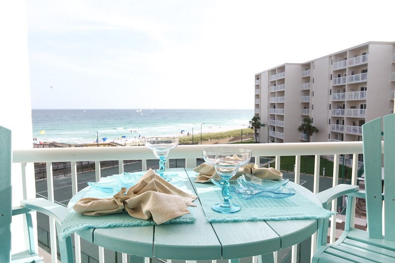 Holiday Surf & Racquet Club 418 Condo rental in Holiday Surf & Racquet Club in Destin Florida - #3