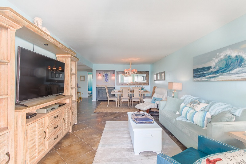 Holiday Surf & Racquet Club 418 Condo rental in Holiday Surf & Racquet Club in Destin Florida - #4