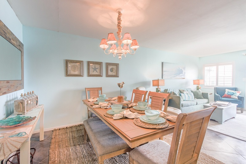 Holiday Surf & Racquet Club 418 Condo rental in Holiday Surf & Racquet Club in Destin Florida - #6