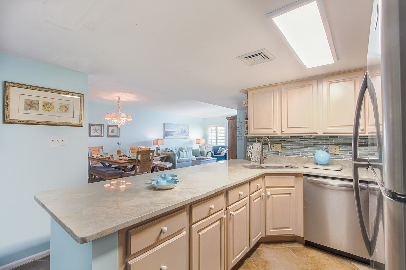 Holiday Surf & Racquet Club 418 Condo rental in Holiday Surf & Racquet Club in Destin Florida - #8
