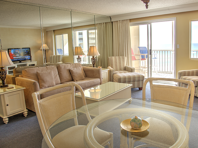 Holiday Surf & Racquet Club 422 Condo rental in Holiday Surf & Racquet Club in Destin Florida - #1