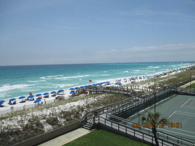 Holiday Surf & Racquet Club 422 Condo rental in Holiday Surf & Racquet Club in Destin Florida - #3