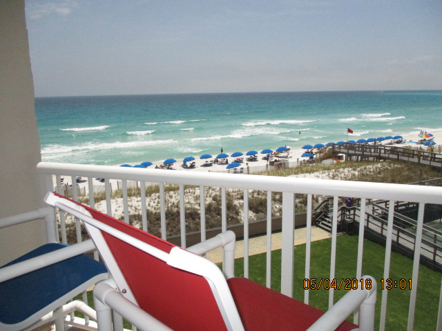 Holiday Surf & Racquet Club 422 Condo rental in Holiday Surf & Racquet Club in Destin Florida - #4