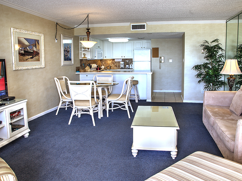 Holiday Surf & Racquet Club 422 Condo rental in Holiday Surf & Racquet Club in Destin Florida - #7