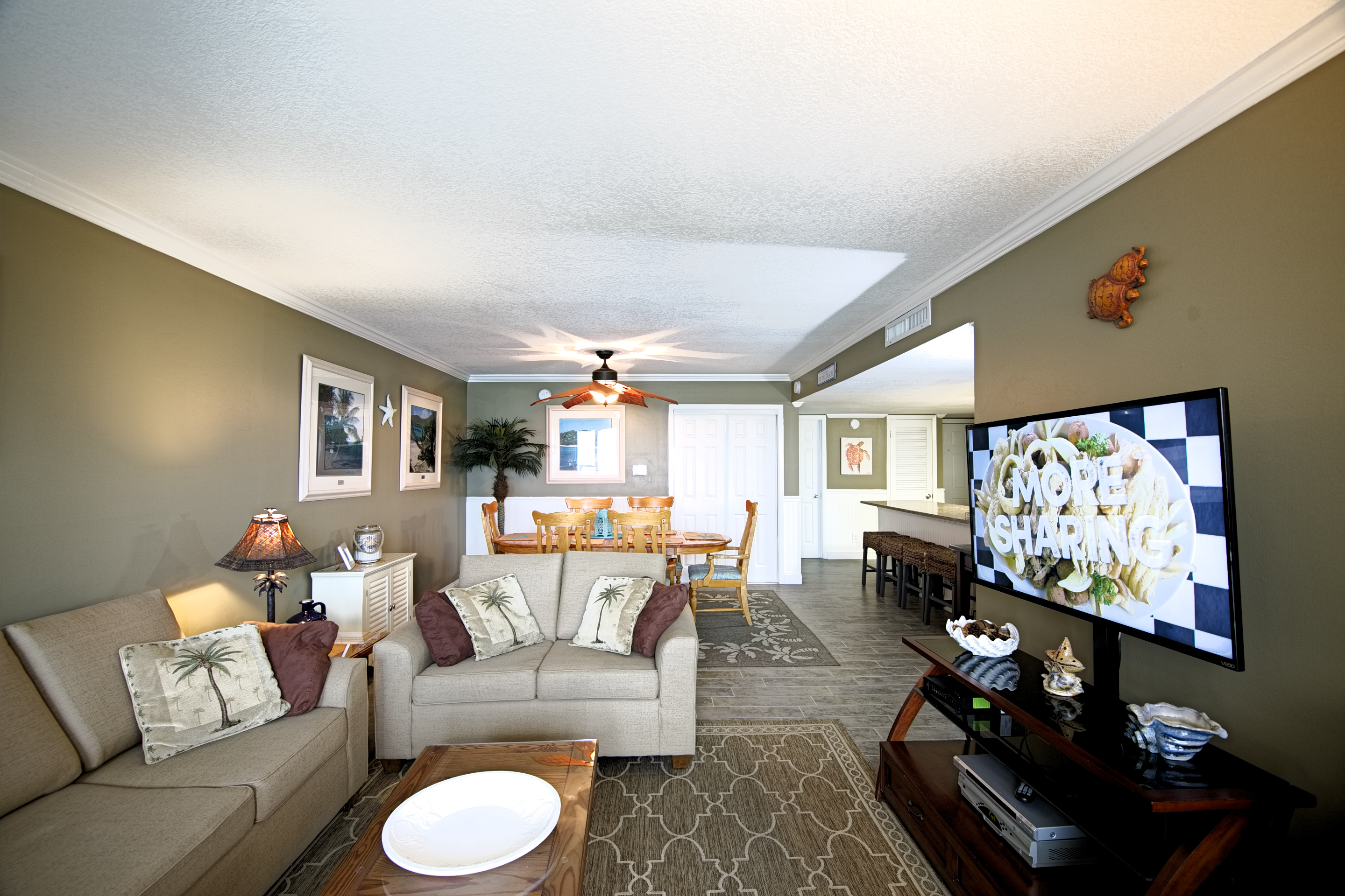 Holiday Surf & Racquet Club 504 Condo rental in Holiday Surf & Racquet Club in Destin Florida - #1