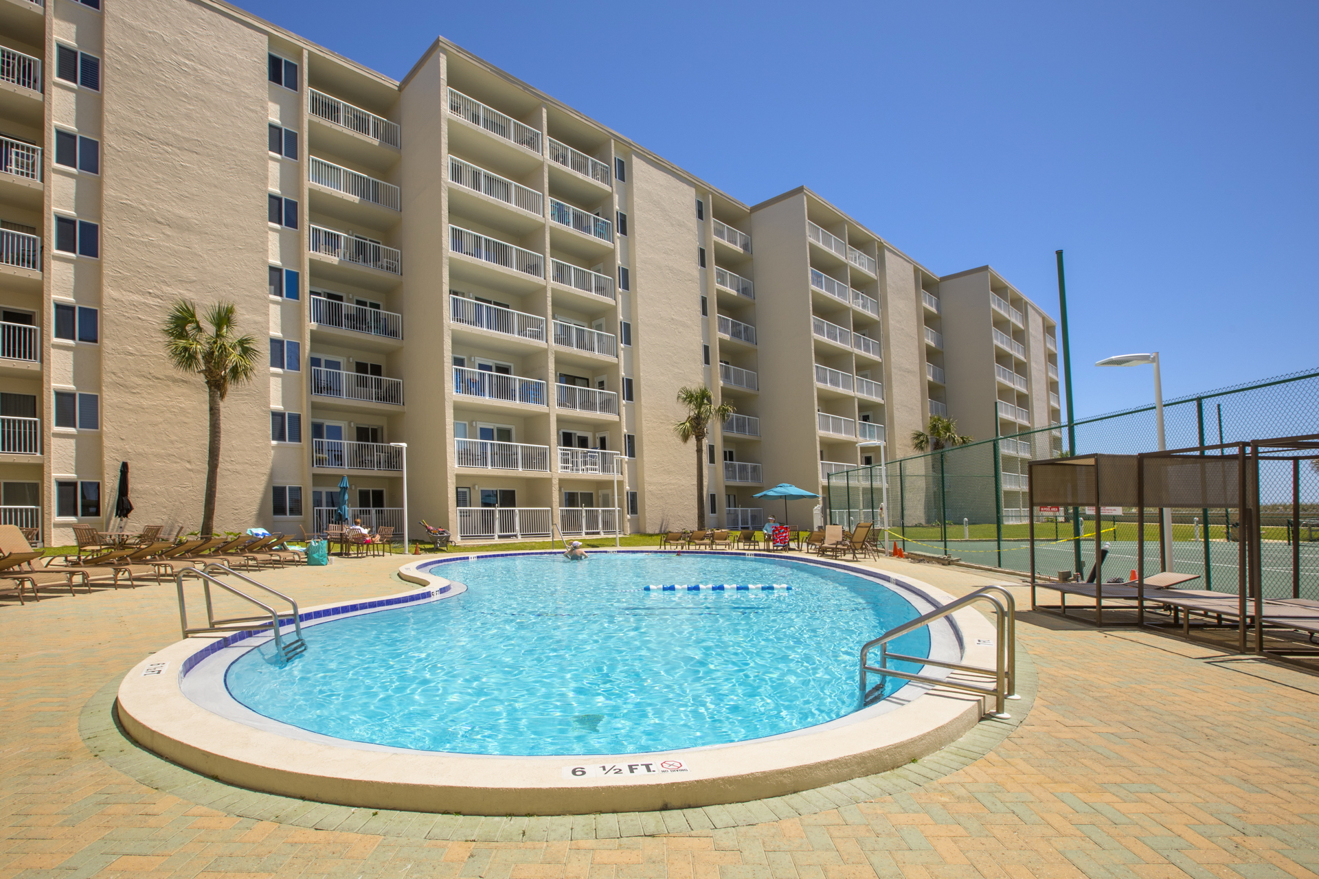 Holiday Surf & Racquet Club 504 Condo rental in Holiday Surf & Racquet Club in Destin Florida - #5