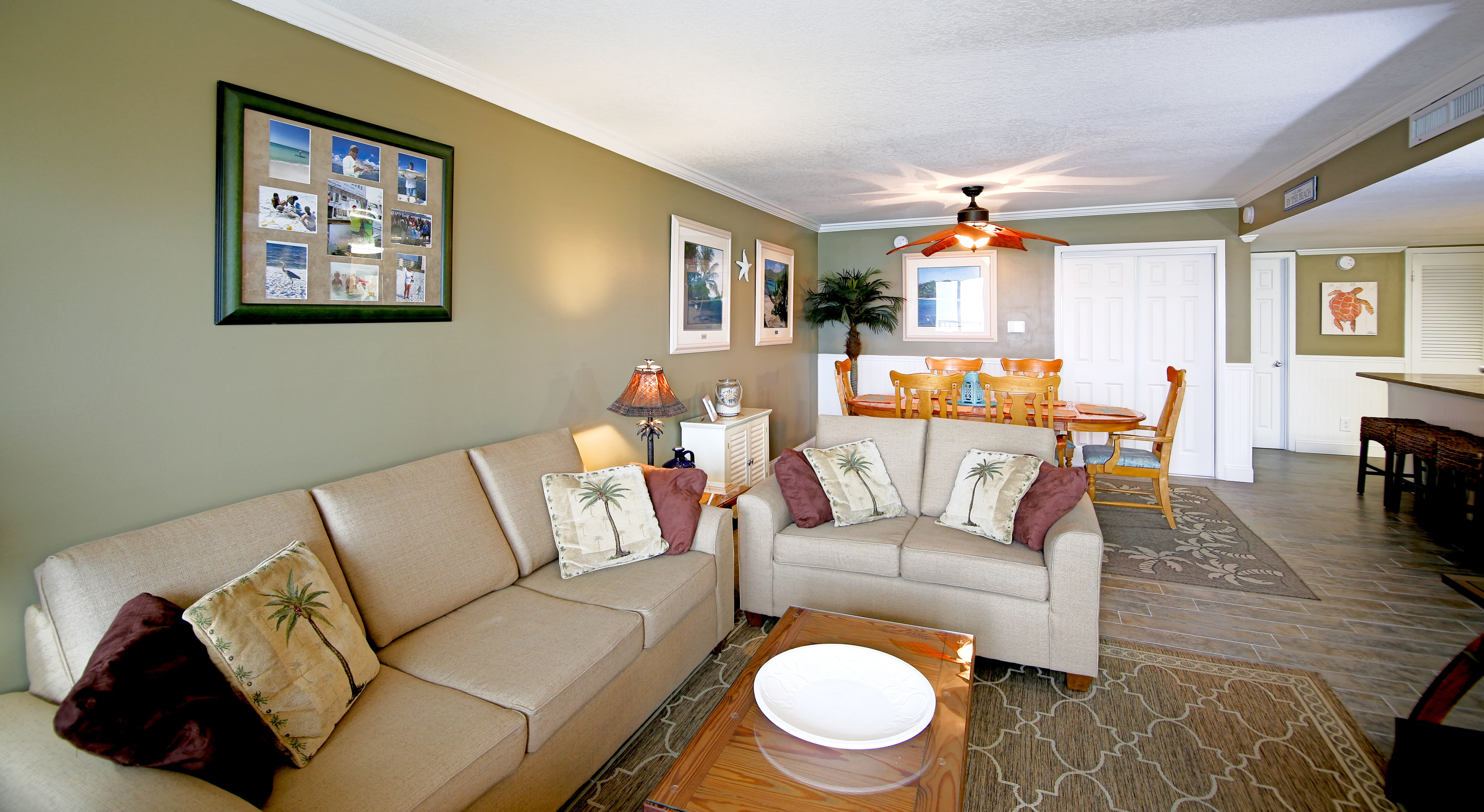 Holiday Surf & Racquet Club 504 Condo rental in Holiday Surf & Racquet Club in Destin Florida - #7