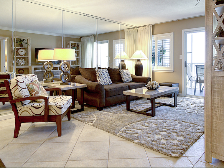 Holiday Surf & Racquet Club 505 Condo rental in Holiday Surf & Racquet Club in Destin Florida - #7
