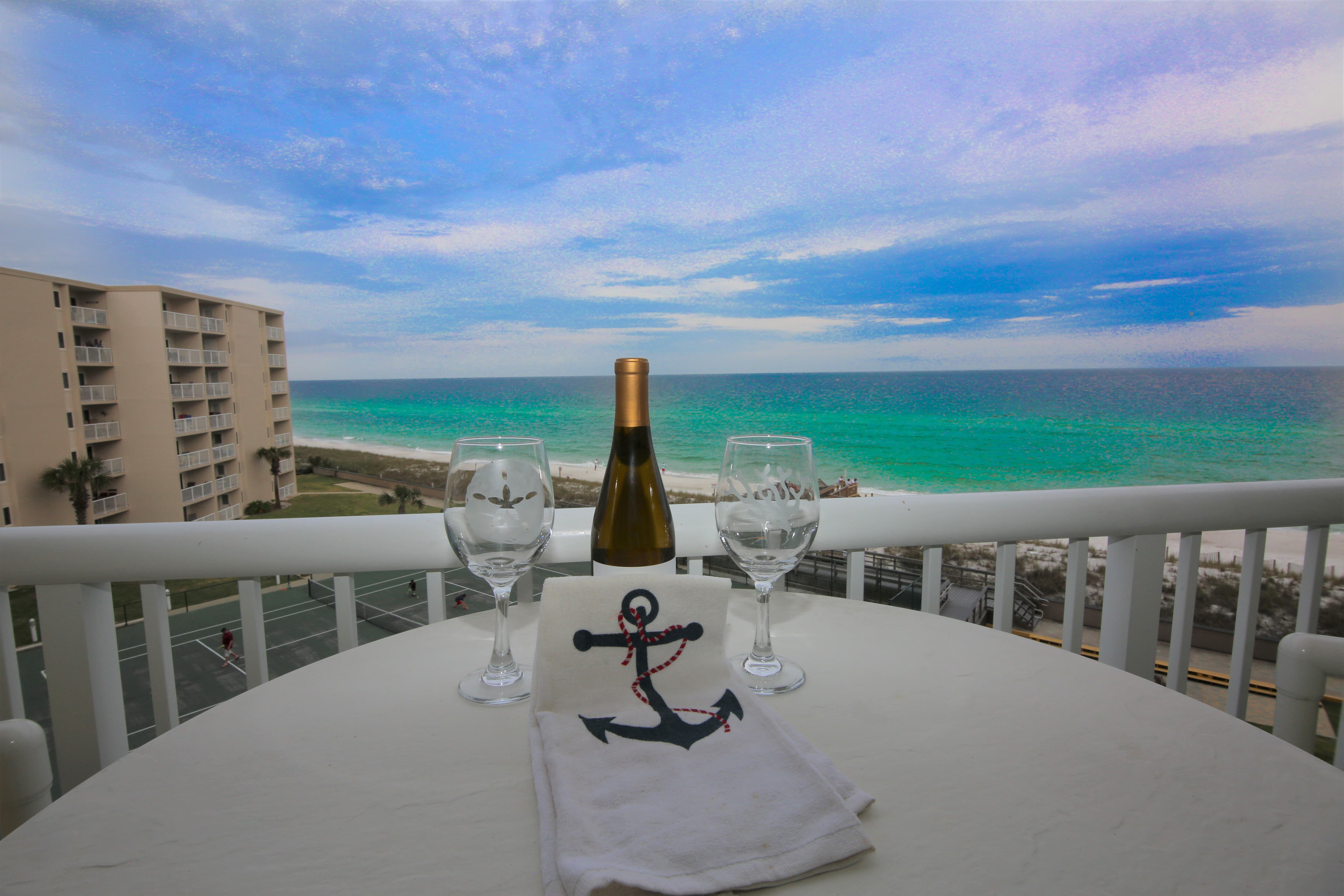 Holiday Surf & Racquet Club 506 Condo rental in Holiday Surf & Racquet Club in Destin Florida - #2