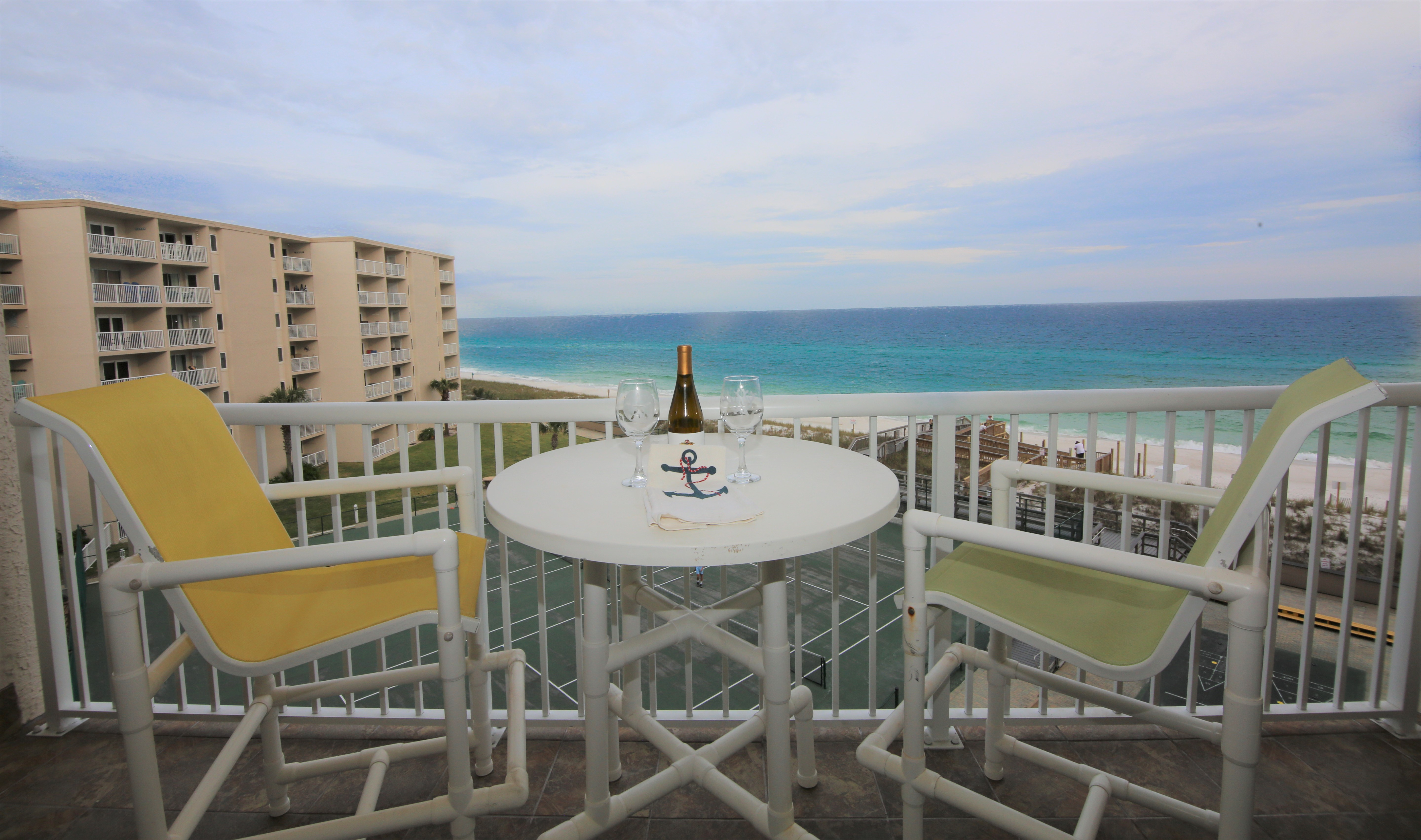 Holiday Surf & Racquet Club 506 Condo rental in Holiday Surf & Racquet Club in Destin Florida - #4