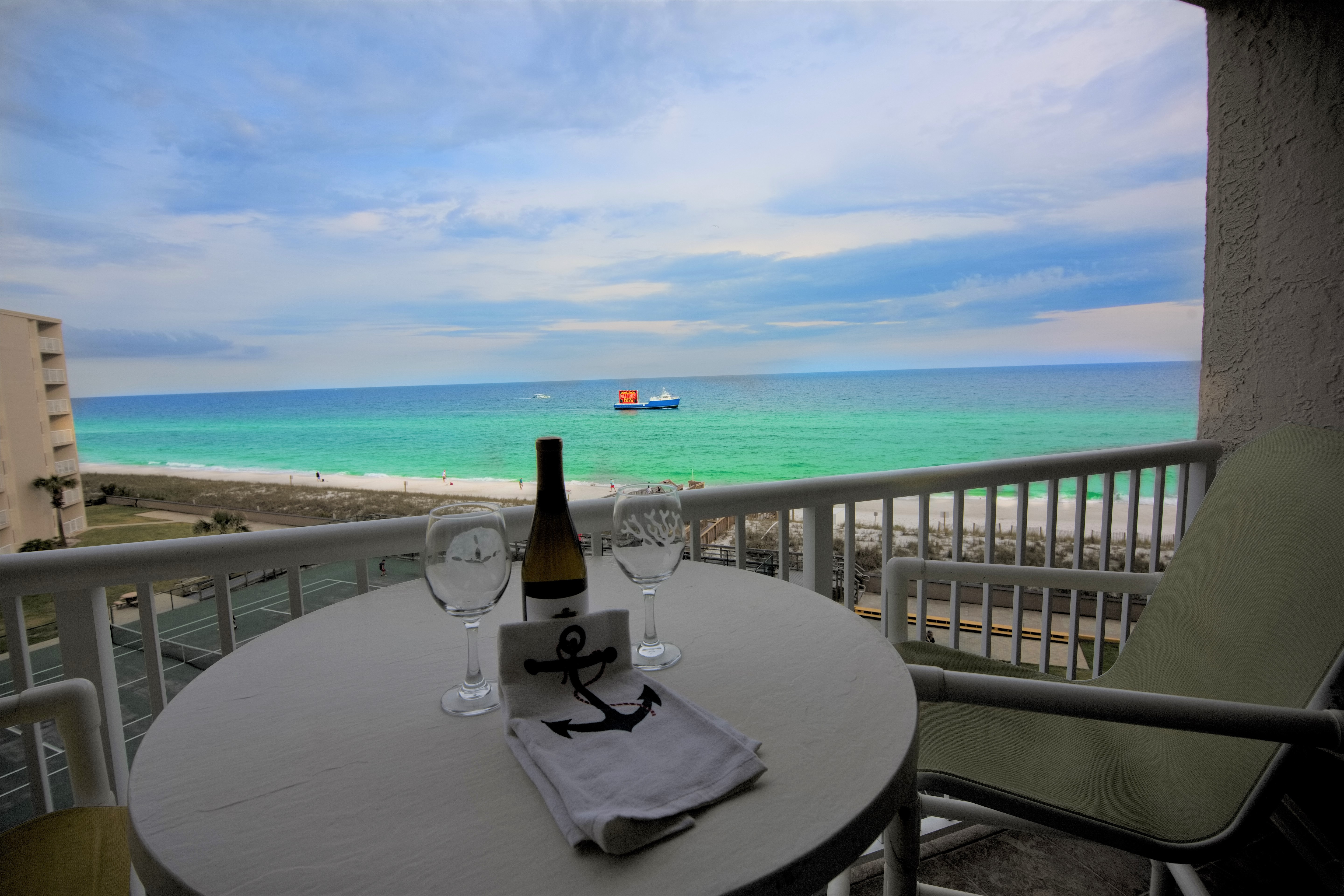Holiday Surf & Racquet Club 506 Condo rental in Holiday Surf & Racquet Club in Destin Florida - #5