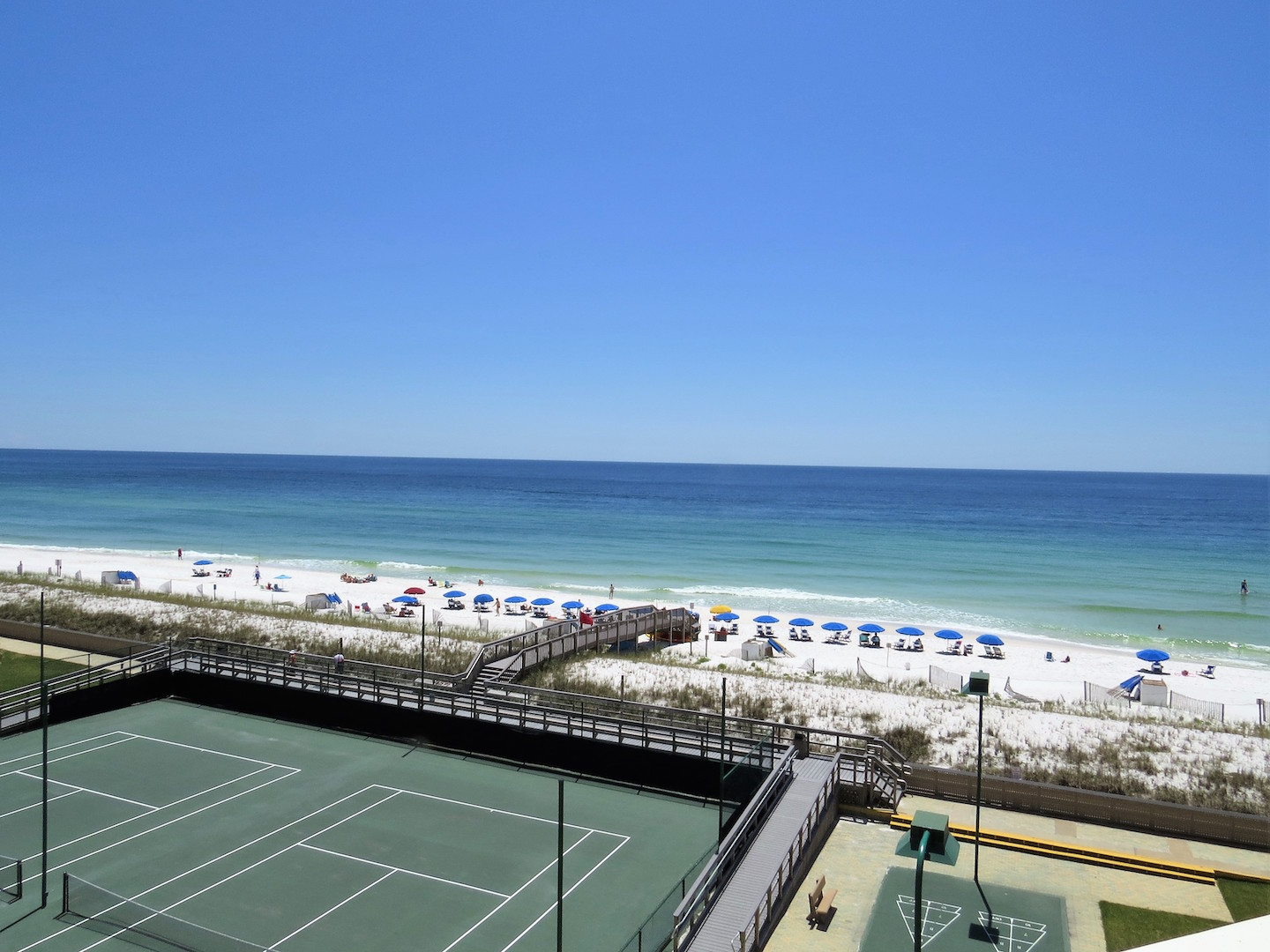 Holiday Surf & Racquet Club 506 Condo rental in Holiday Surf & Racquet Club in Destin Florida - #7