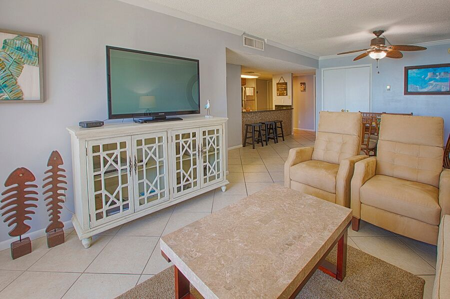 Holiday Surf & Racquet Club 508 Condo rental in Holiday Surf & Racquet Club in Destin Florida - #1