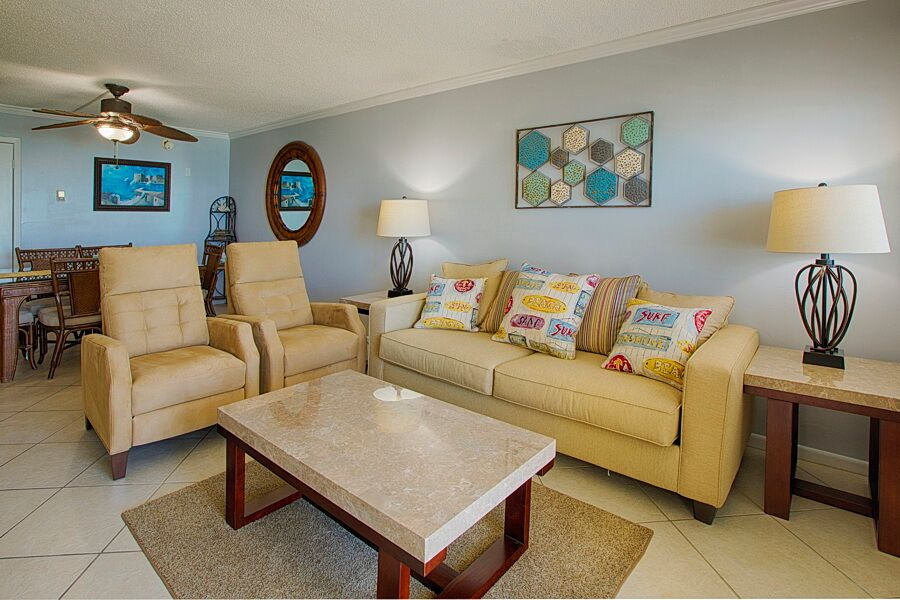Holiday Surf & Racquet Club 508 Condo rental in Holiday Surf & Racquet Club in Destin Florida - #3