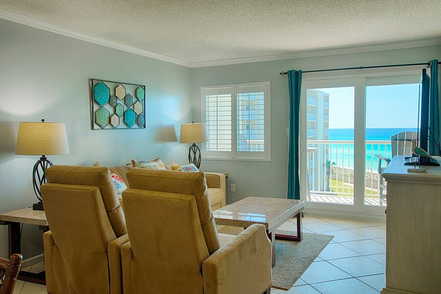 Holiday Surf & Racquet Club 508 Condo rental in Holiday Surf & Racquet Club in Destin Florida - #4