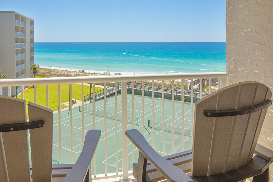 Holiday Surf & Racquet Club 508 Condo rental in Holiday Surf & Racquet Club in Destin Florida - #17