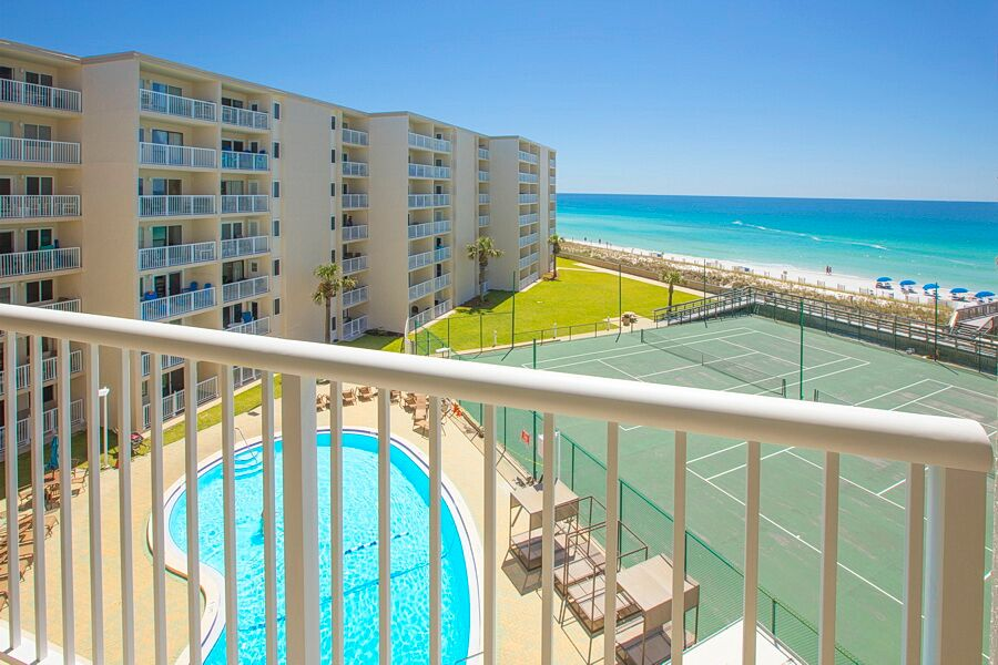 Holiday Surf & Racquet Club 508 Condo rental in Holiday Surf & Racquet Club in Destin Florida - #18