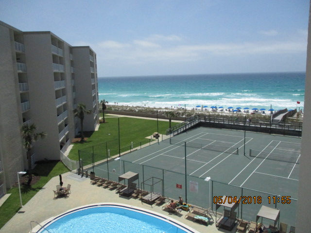 Holiday Surf & Racquet Club 510 Condo rental in Holiday Surf & Racquet Club in Destin Florida - #2
