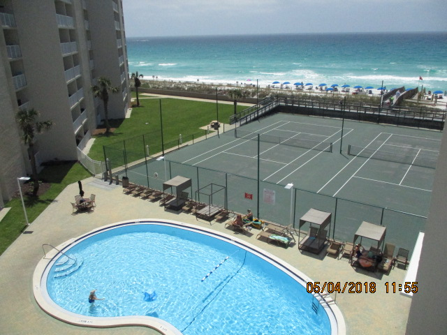 Holiday Surf & Racquet Club 510 Condo rental in Holiday Surf & Racquet Club in Destin Florida - #3