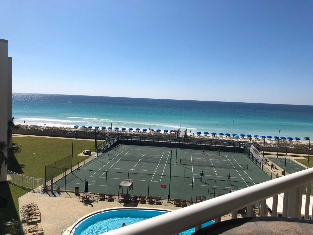 Holiday Surf & Racquet Club 512 Condo rental in Holiday Surf & Racquet Club in Destin Florida - #1