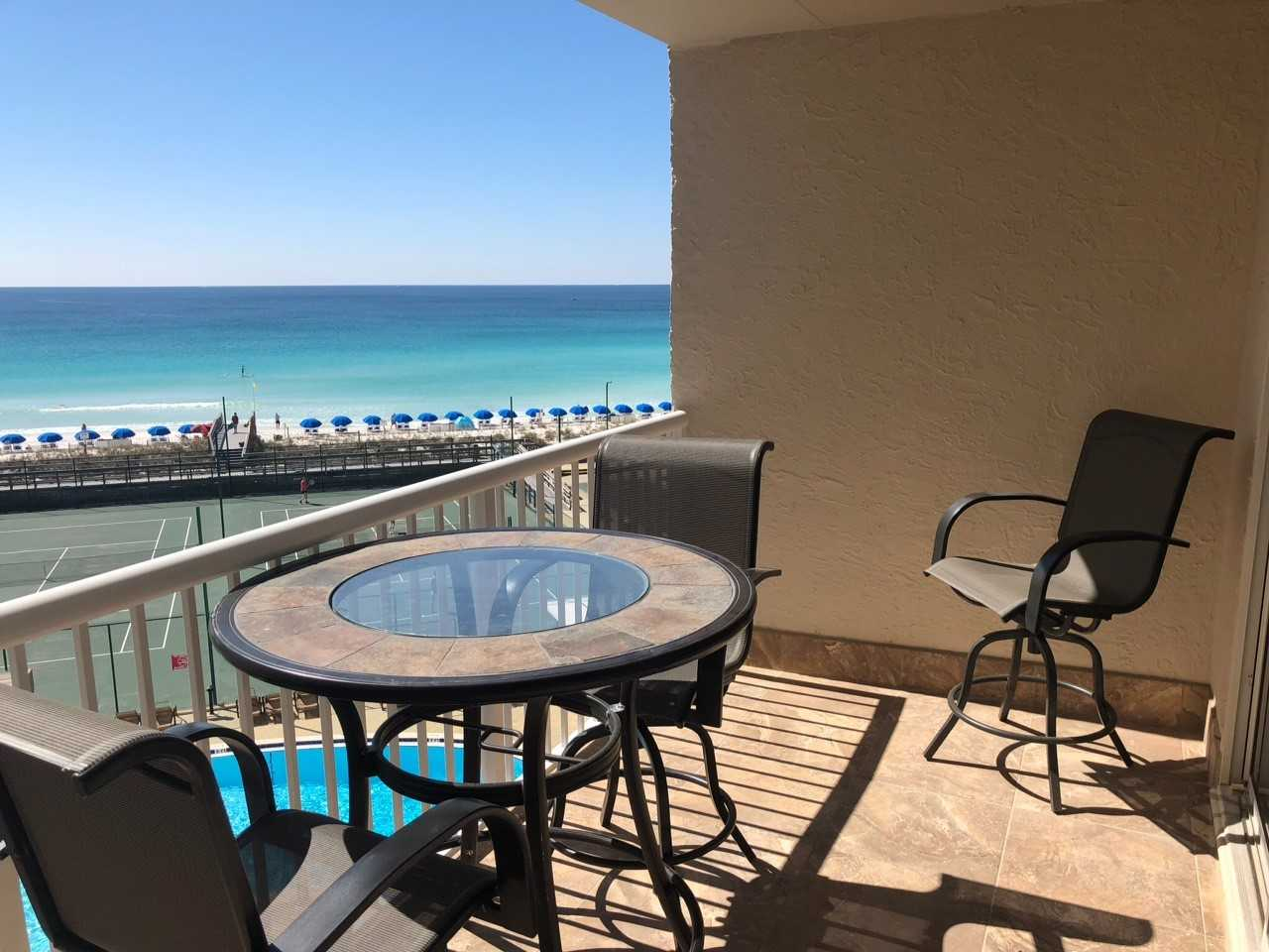Holiday Surf & Racquet Club 512 Condo rental in Holiday Surf & Racquet Club in Destin Florida - #2