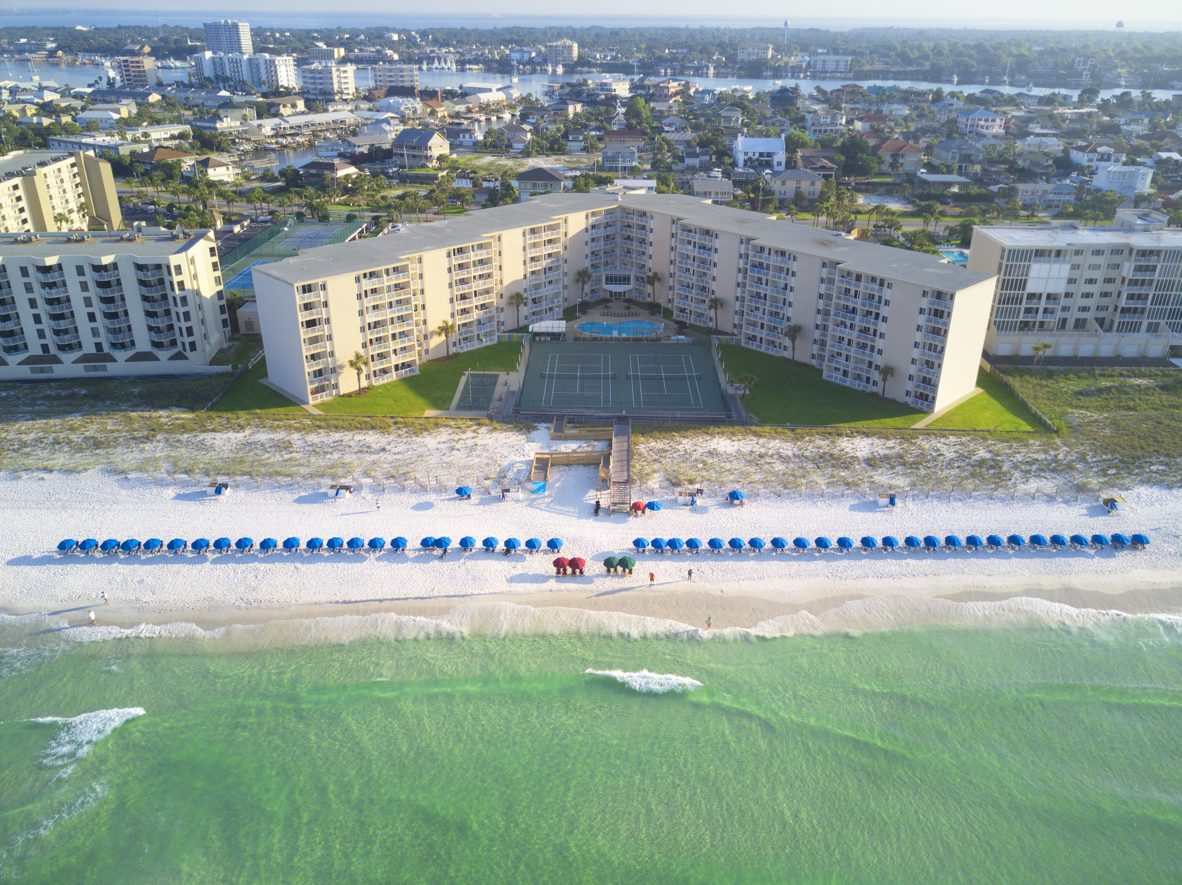 Holiday Surf & Racquet Club 514 Condo rental in Holiday Surf & Racquet Club in Destin Florida - #4