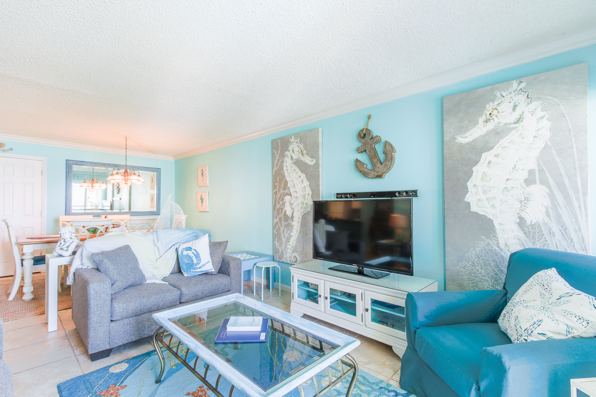 Holiday Surf & Racquet Club 515 Condo rental in Holiday Surf & Racquet Club in Destin Florida - #9