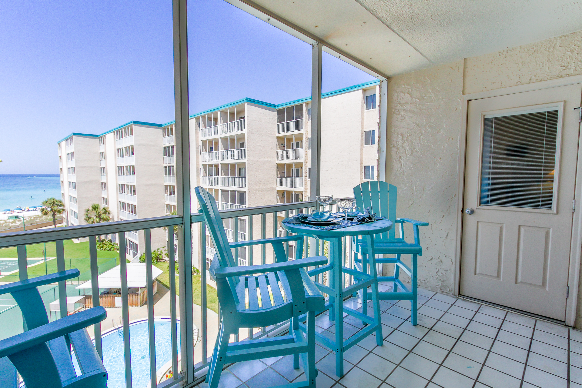 Holiday Surf & Racquet Club 515 Condo rental in Holiday Surf & Racquet Club in Destin Florida - #24