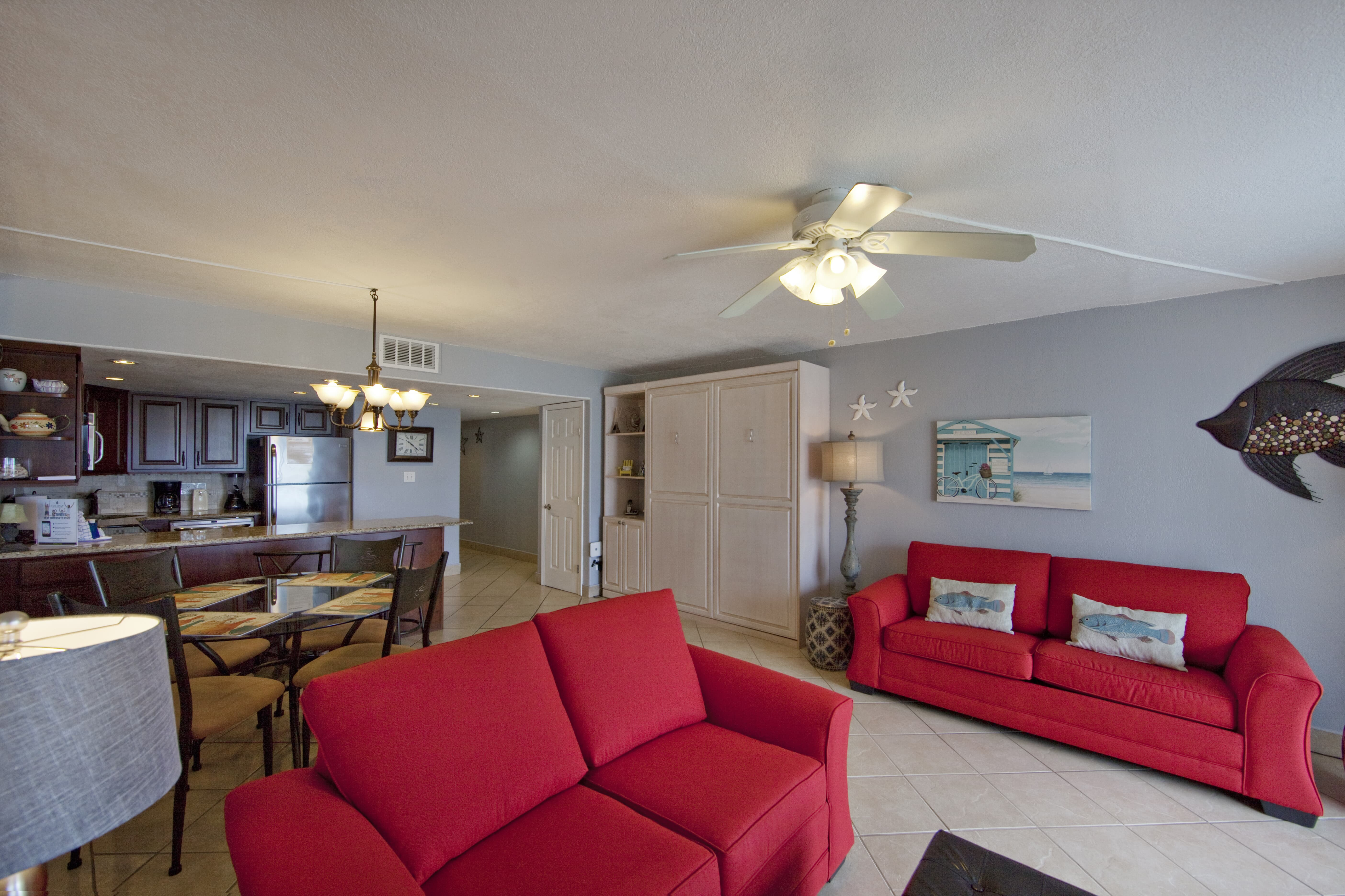 Holiday Surf & Racquet Club 516 Condo rental in Holiday Surf & Racquet Club in Destin Florida - #1