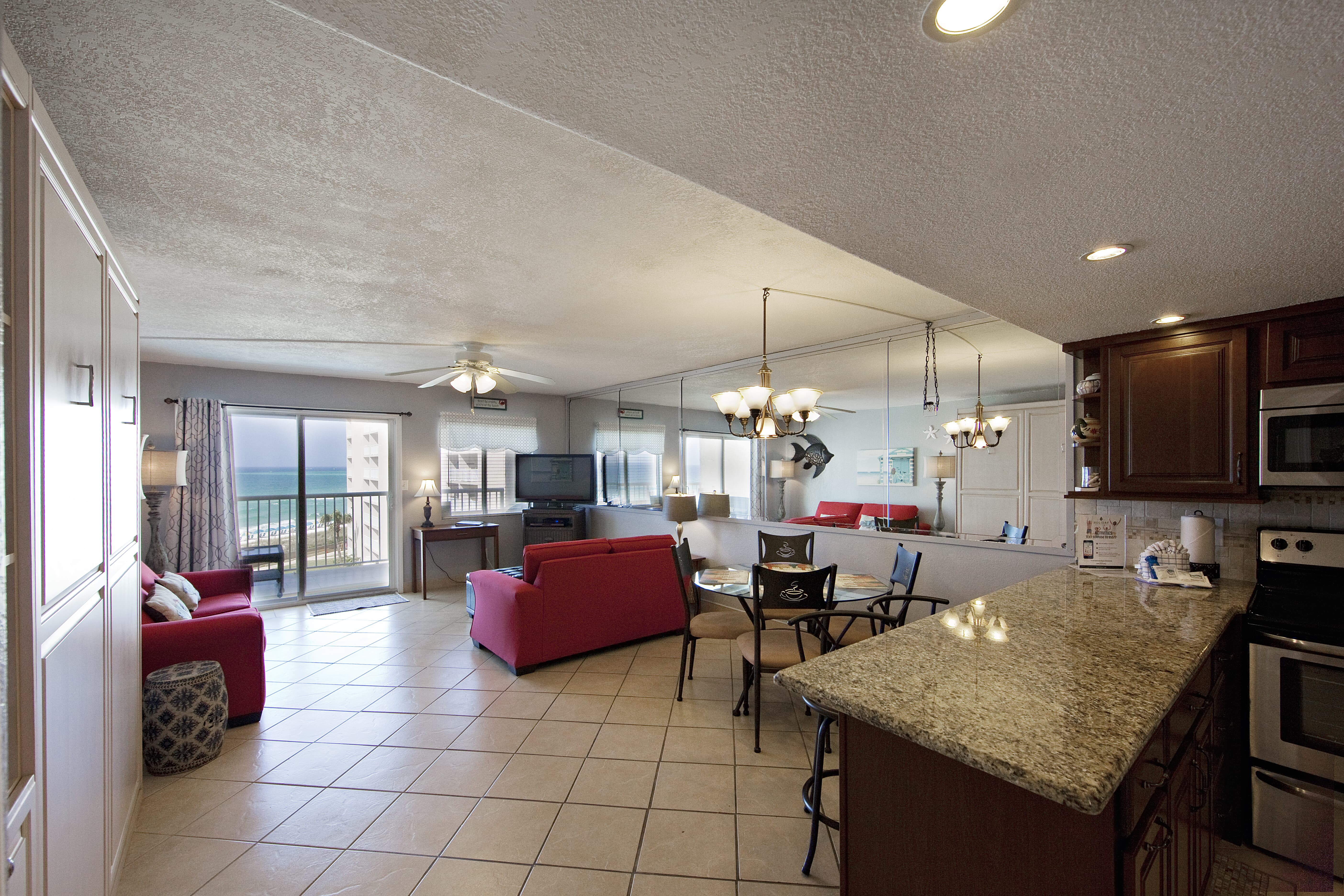 Holiday Surf & Racquet Club 516 Condo rental in Holiday Surf & Racquet Club in Destin Florida - #3