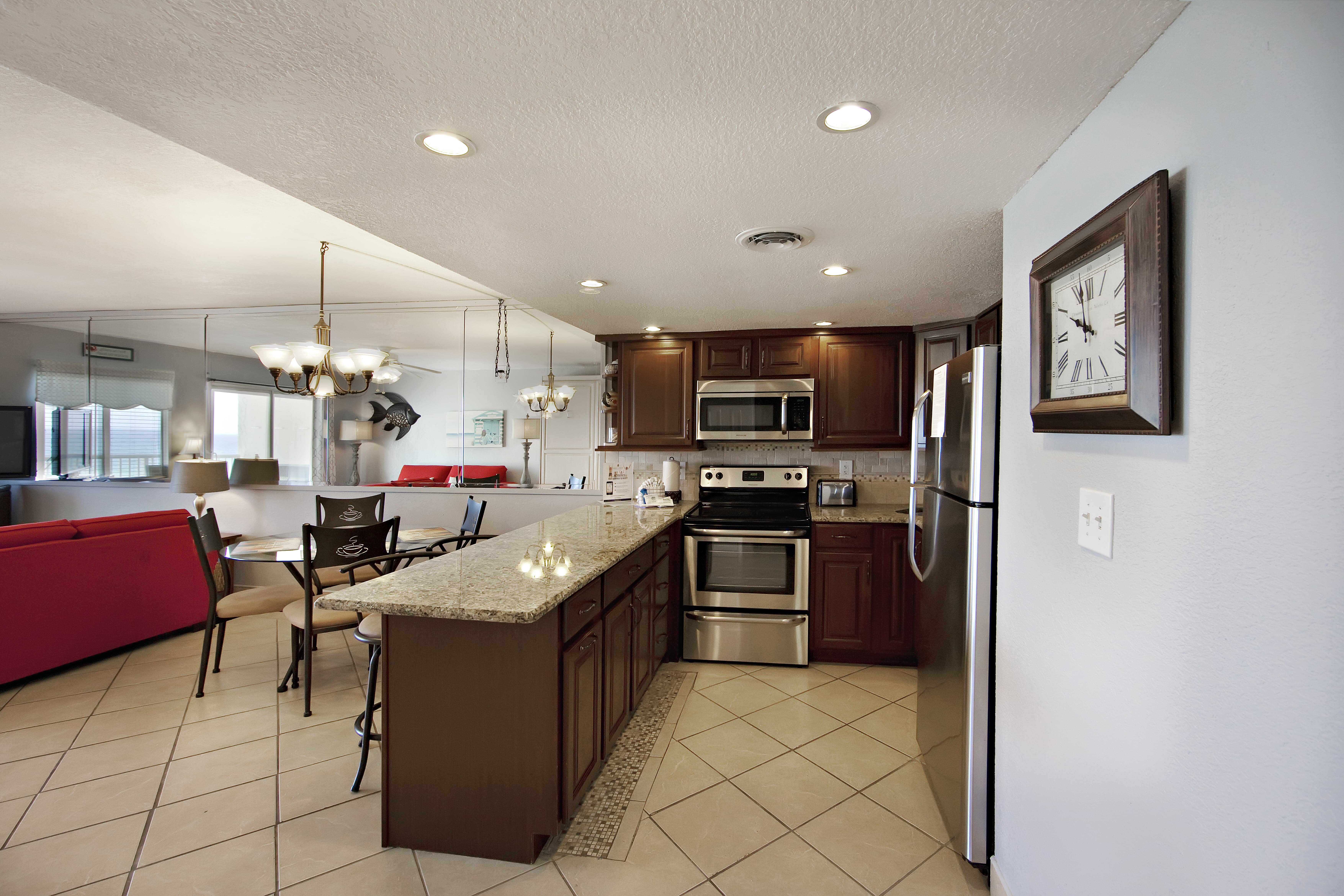Holiday Surf & Racquet Club 516 Condo rental in Holiday Surf & Racquet Club in Destin Florida - #4