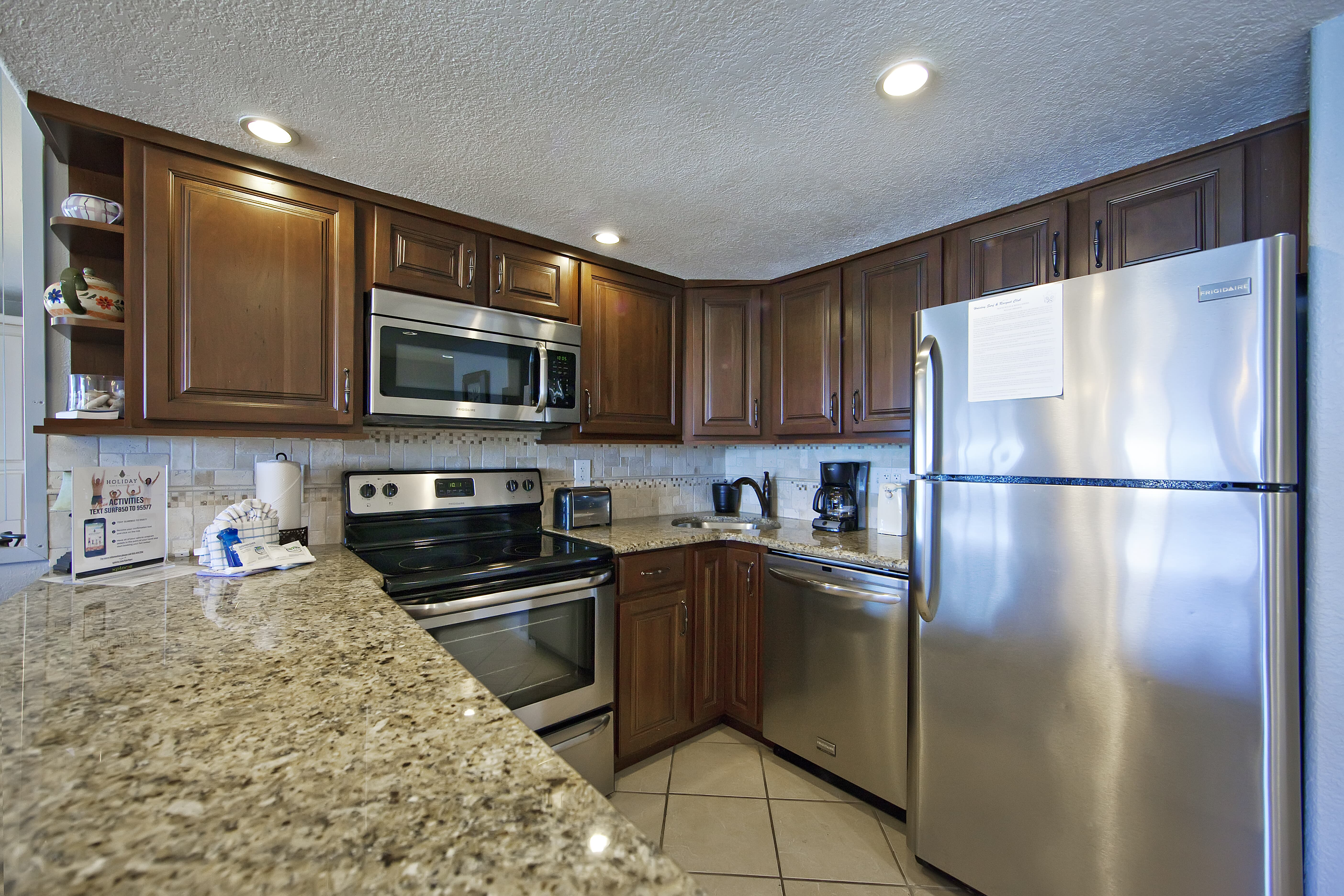 Holiday Surf & Racquet Club 516 Condo rental in Holiday Surf & Racquet Club in Destin Florida - #5