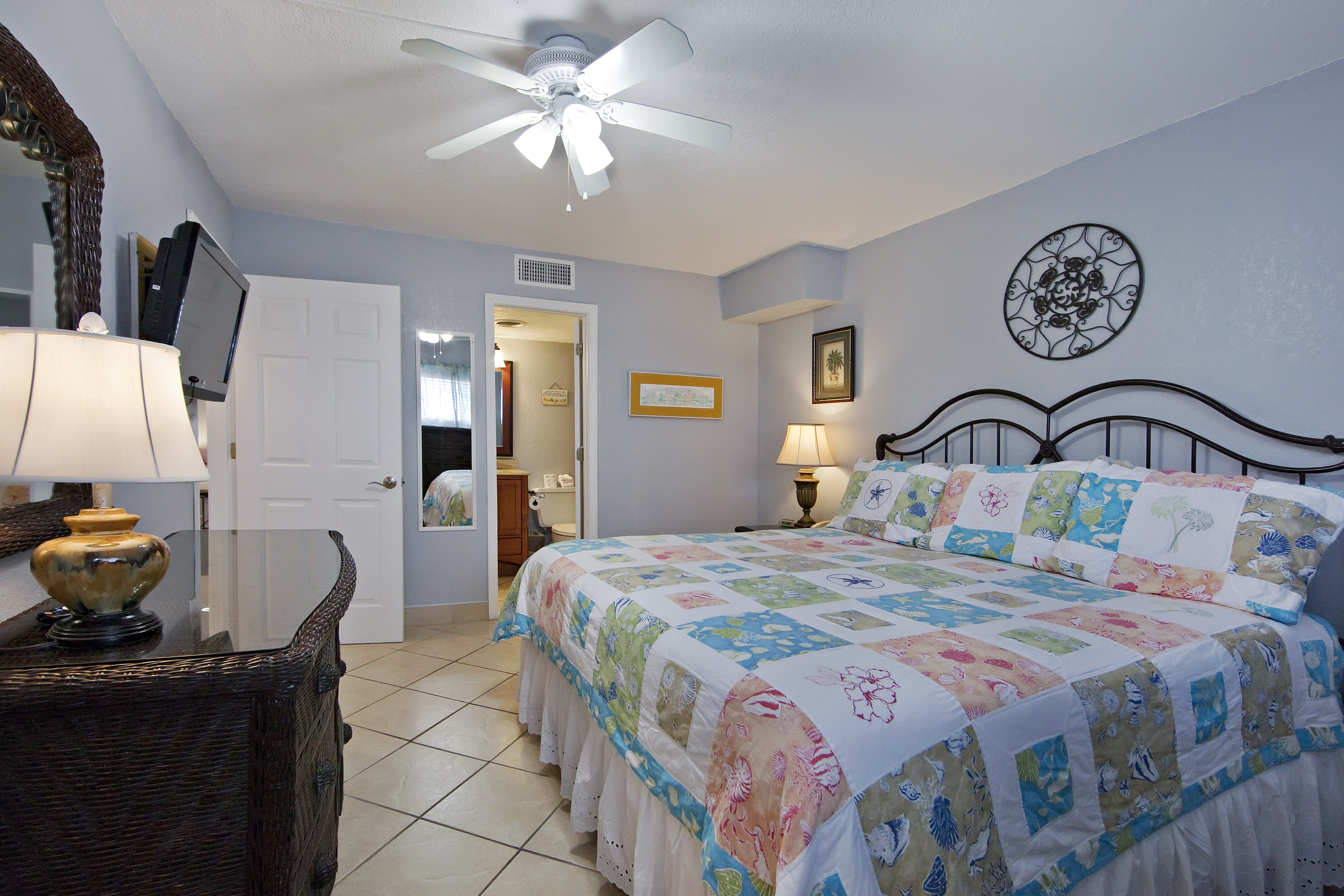 Holiday Surf & Racquet Club 516 Condo rental in Holiday Surf & Racquet Club in Destin Florida - #9