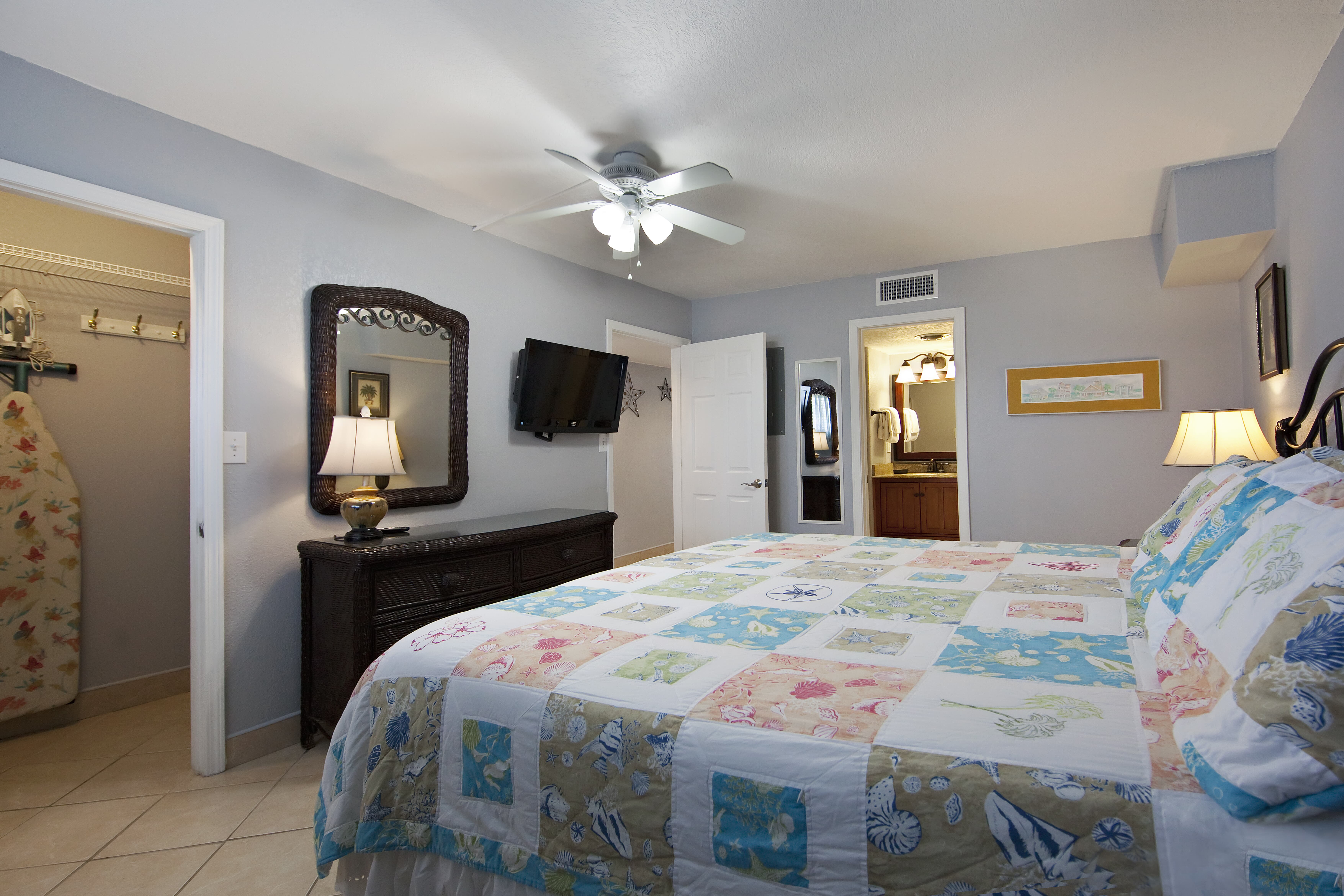 Holiday Surf & Racquet Club 516 Condo rental in Holiday Surf & Racquet Club in Destin Florida - #10